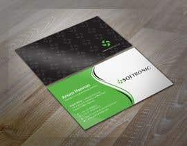 Nro 292 kilpailuun Need a new Visiting Card Designed käyttäjältä firozbogra212125