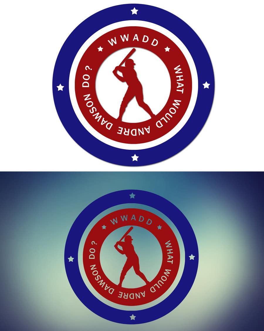 #39 for Logo Design for Andre Dawson Blog by rinuraju
