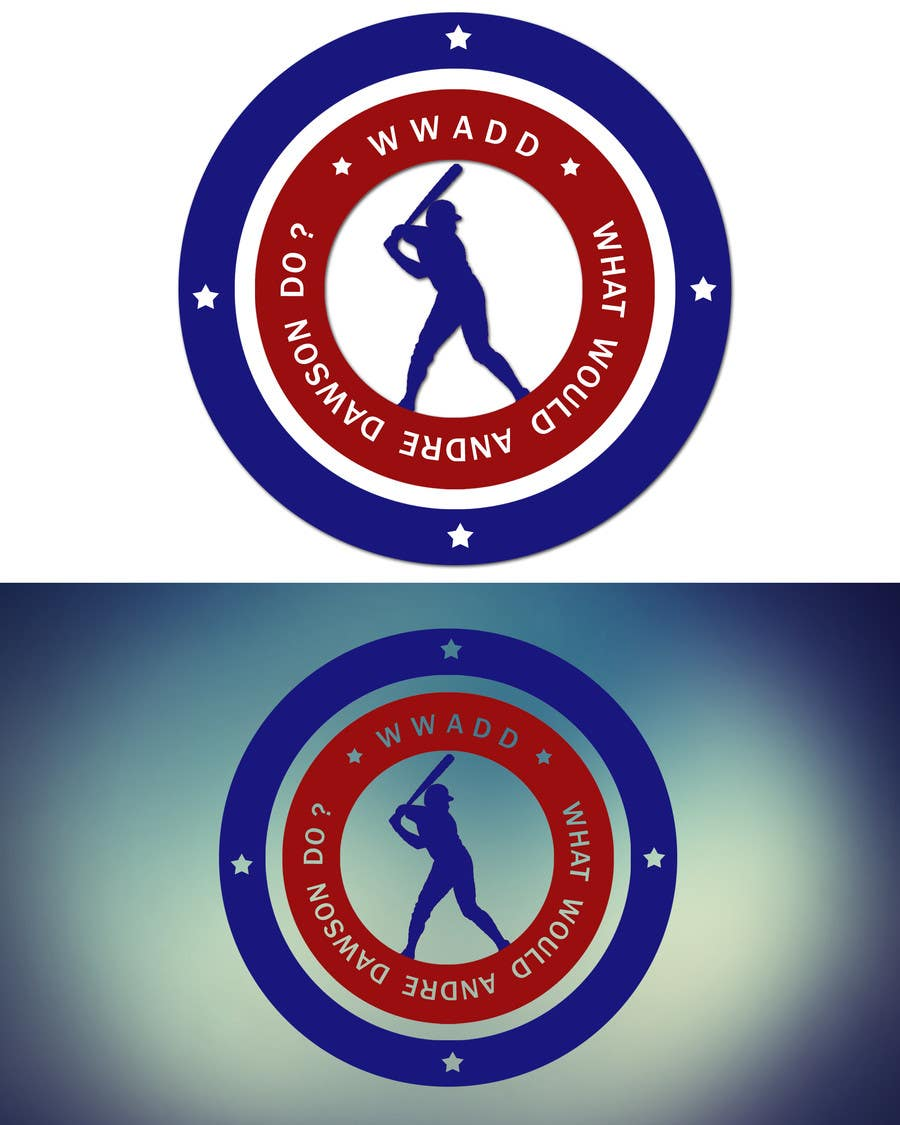 #41 for Logo Design for Andre Dawson Blog by rinuraju