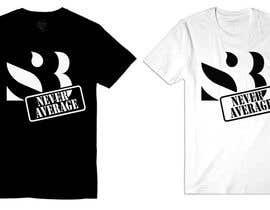 Nro 17 kilpailuun T-Shirt Design - Make 2 Variations käyttäjältä feramahateasril