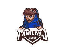 #92 untuk New logo for my YouTube Channel Tamilan J - Gaming oleh kyledeimmortal