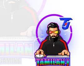 #87 untuk New logo for my YouTube Channel Tamilan J - Gaming oleh Dreamcatcher321
