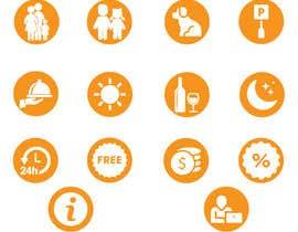Nro 37 kilpailuun Create a logo and a set off icons/logos and a colour scheme käyttäjältä rehannageen