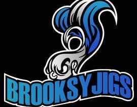 #38 cho Fishing Logo Brooksy Jigs bởi Vincebensoy