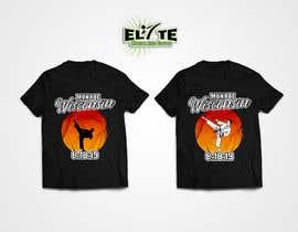 #6 untuk Karate Tournament T-Shirt Design oleh katrinabits