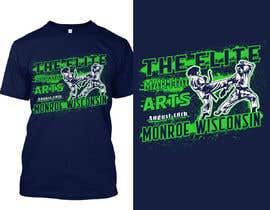 #22 untuk Karate Tournament T-Shirt Design oleh Sourov75