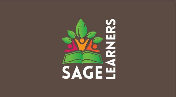 Конкурсная заявка №33 для Sage Learners -Logo