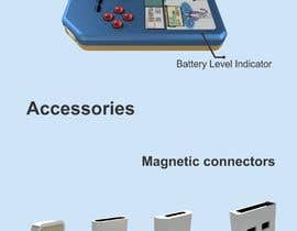 #50 for Product ID Design-handheld retro video game console by EstebanPPoveda
