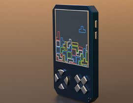 #7 for Product ID Design-handheld retro video game console with power bank( portable charger) function by govind14598