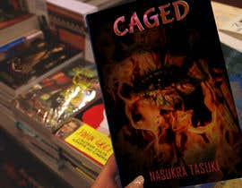 """#57 untuk """"Caged"""" Book cover art contest oleh jdzzzzz9345"""