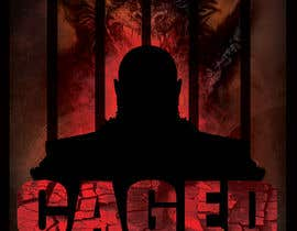 "#76 untuk ""Caged"" Book cover art contest oleh Nikhil809"