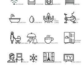 #3 for Design of 20 icons af carolienvm