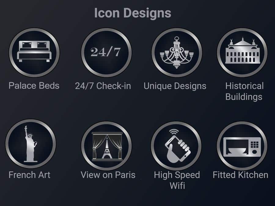 Konkurrenceindlæg #17 for Design of 20 icons