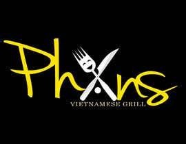 ralfgwapo tarafından Design a Logo for Phans- Vietnamese Grill için no 91