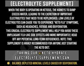 #1 for create electrolyte infographic af yeasir119