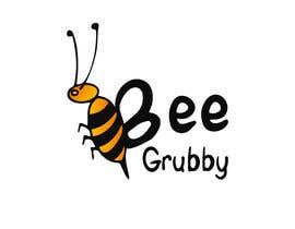 Nro 130 kilpailuun design a logo for business called BEE GRUBBY käyttäjältä sohelsagar9