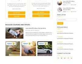 #40 untuk build me a website   realsimplemoneysavingtips.com oleh tanzin89