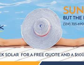 #54 для Coupon Design for Solar Pool Heating от petersamajay