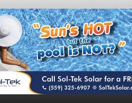 #80 для Coupon Design for Solar Pool Heating от MDSUHAILK