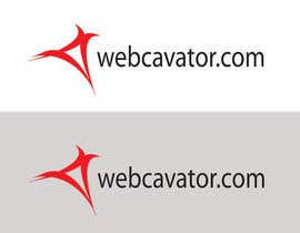 nº 8 pour Logo Design for webcavator.com par emonsyl