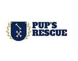 #7 for Pup's Rescue Logo Design af nadiashahila
