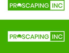 #190 untuk Create a Logo for ProScaping Inc. oleh Asifbd0110