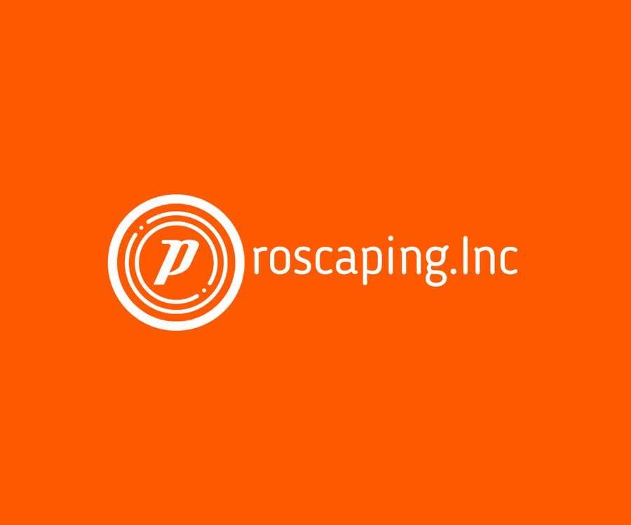 Penyertaan Peraduan #279 untuk Create a Logo for ProScaping Inc.