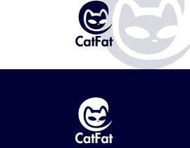 #2 для CatFat.com Logo от kemmfreelancer