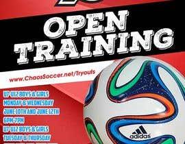#11 для Need flyer created for open training от maidang34