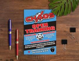 #23 для Need flyer created for open training от azizkhancpi