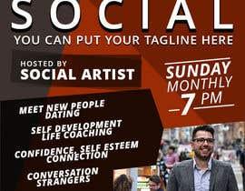 #4 untuk Design a Flyer for Social Artist Events oleh virgil2yh