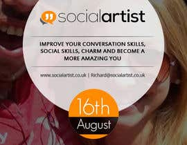 #16 untuk Design a Flyer for Social Artist Travel Events oleh dgr8mehdi