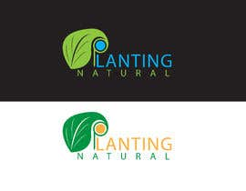 #162 for Design me a LOGO for planting naturals by Saifullah945