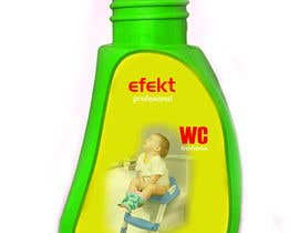 #16 untuk WC Freshener with baby on toilet - label design oleh luphy