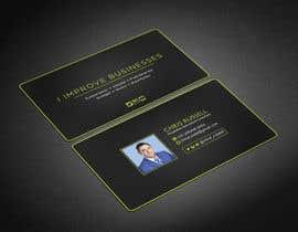 #479 cho Design a Double-Sided Business Card for a Hospitality Consultant bởi shazal97