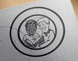 #7 untuk logo with bible and 2 people oleh Arif108