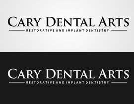 "#168 cho Create a new logo for ""Cary Dental Arts"" bởi ConceptGRAPHIC"
