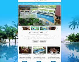 nº 6 pour Website Design for Golden Hill Bungalows Hotel par sayedphp