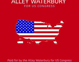#7 for Alley Waterbury for US Congress by shreya11994
