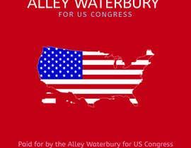 nº 7 pour Alley Waterbury for US Congress par shreya11994