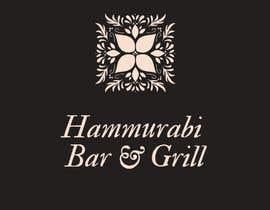 #86 for LOGO: Hammurabi Bar and Grill by Liyanasyafiqah