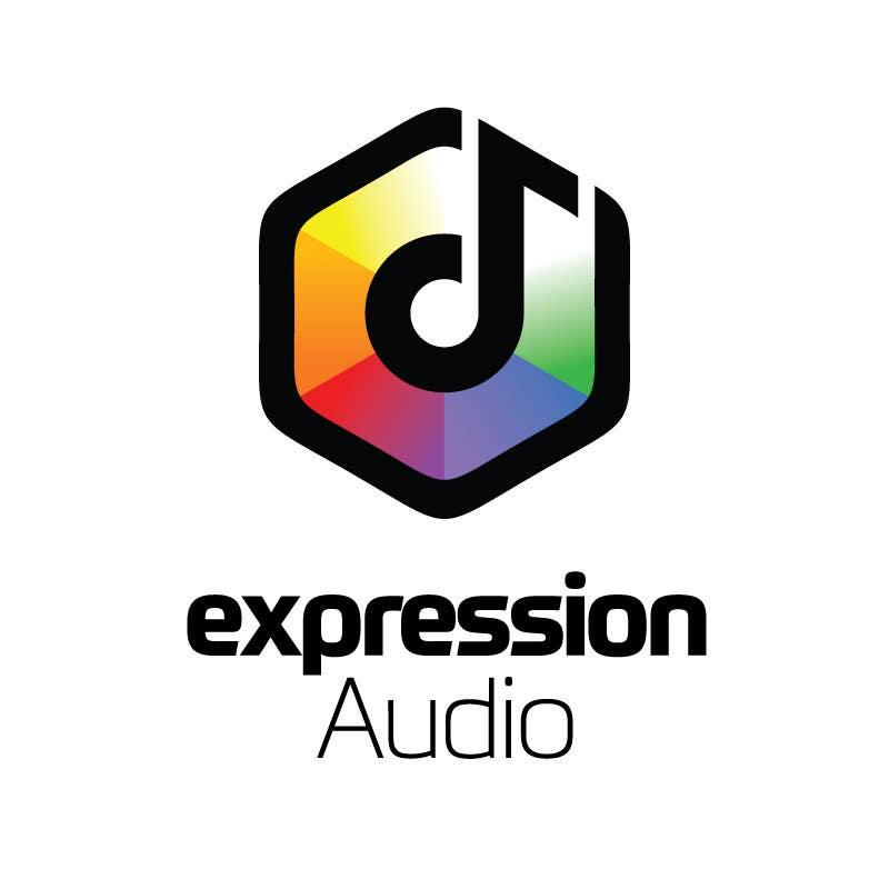 Bài tham dự cuộc thi #                                        26                                      cho                                         Design a Logo for Expression Audio