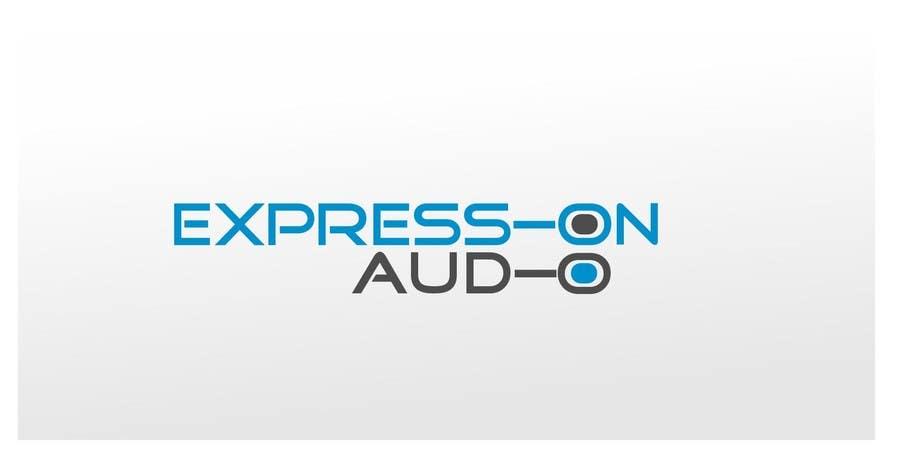 Bài tham dự cuộc thi #                                        17                                      cho                                         Design a Logo for Expression Audio