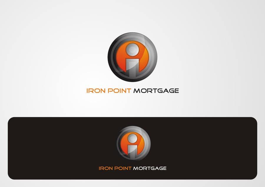 Bài tham dự cuộc thi #44 cho Logo Design for Iron Point Mortgage