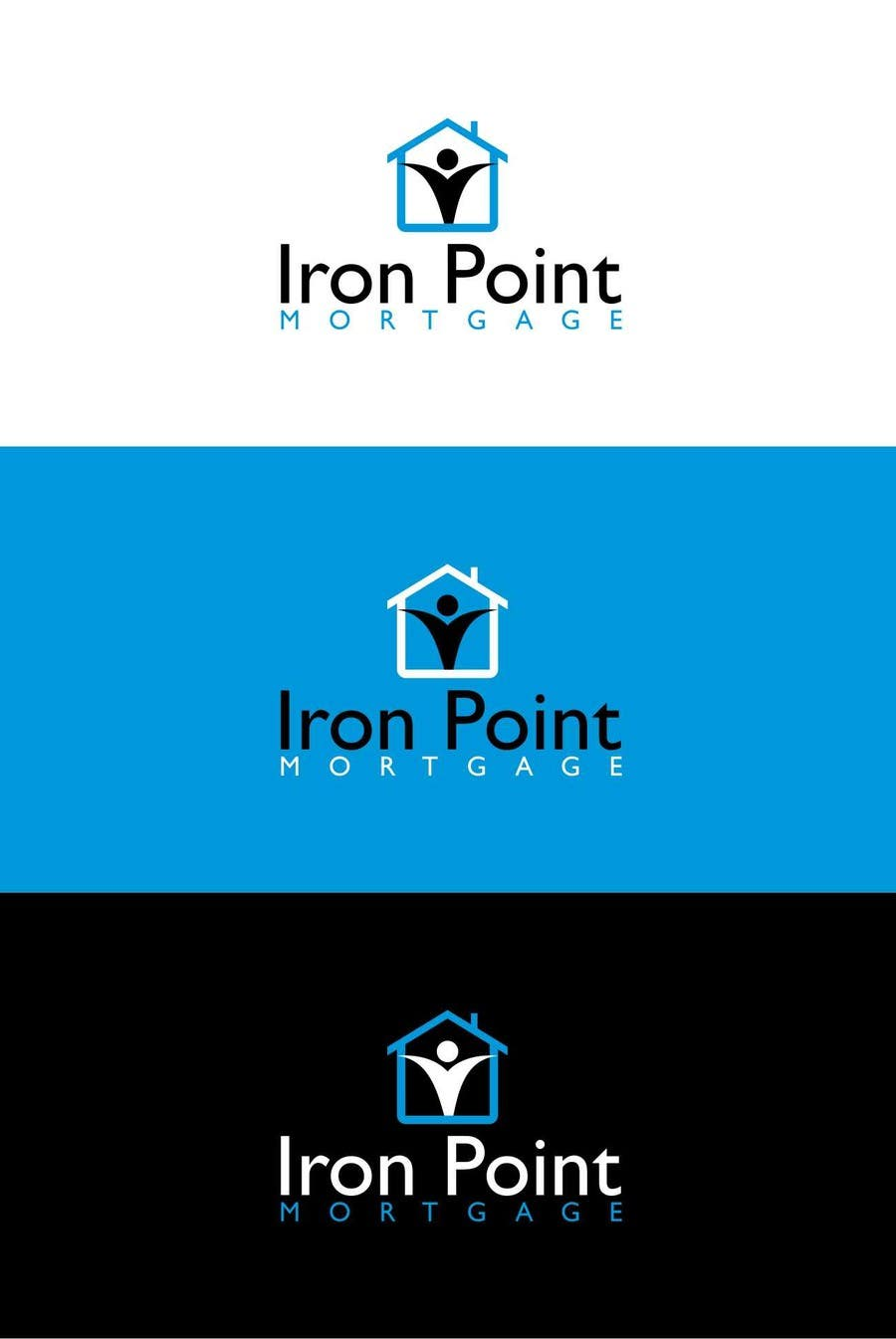 #118 for Logo Design for Iron Point Mortgage by trying2w