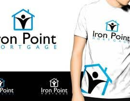 #178 untuk Logo Design for Iron Point Mortgage oleh trying2w