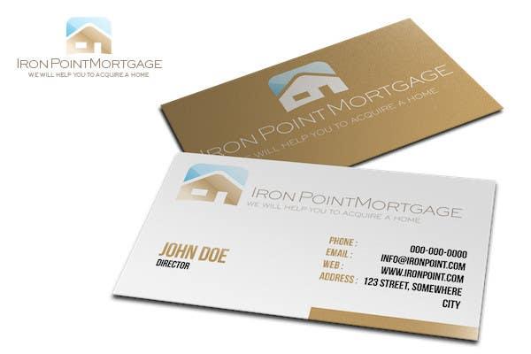 Bài tham dự cuộc thi #187 cho Logo Design for Iron Point Mortgage