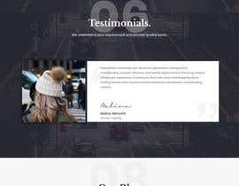 #3 for Website for a Pinterest specialist agency by nasirbdworld