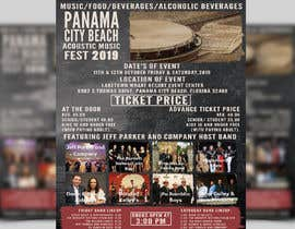 Nro 23 kilpailuun Need a concert flyer created käyttäjältä MOMODart