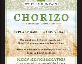 "#53 for 3""x4"" Vertical Food Product Label for White Mountain Foods by mindlogicsmdu"